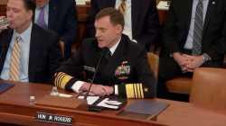 Mike Rogers vor dem Untersuchungsausschuss