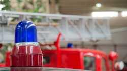 Feuerwehr, Notruf, Blaulicht