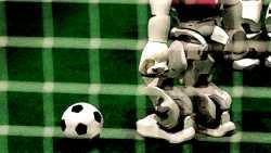 Meisterschaft der Maschinen: Die Simulationsligen im RoboCup