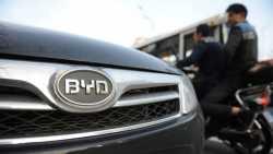 Chinesischer Elektroautos-Hersteller BYD setzt auf sauberen Nahverkehr