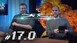c't uplink 17.0: GoPro-Drohne Karme, kleine Gaming-PCs, Prepaid-LTE-Smartphone-Tarife
