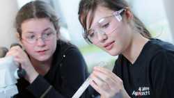 Finale von Jugend forscht in Erlangen