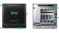 HPE MicroServer Gen10
