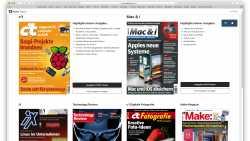 In eigener Sache: Heise-Magazine bequem lesen bei Heise Select