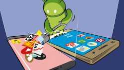 Android-Backup im c't-Check:Auf Google darf man sich nicht verlassen