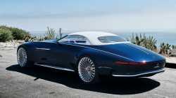 Vision Mercedes-Maybach 6 Cabriolet: Mercedes-Benz zeigt Konzept für Elektro-Luxusauto