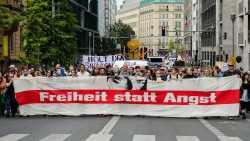 """""""Rettet die Grundrechte!"""": Breites Bündnis ruft zu Demo gegen Überwachung"""