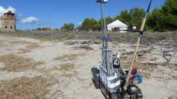 Roboter im Katastropheneinsatz:Rettung zu Wasser, zu Lande und in der Luft