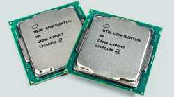 Intel Coffee Lake: Core i7-8700K und Core i5-8400