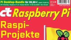c't Raspberry Pi 2017: Spielen, unterhalten, informieren