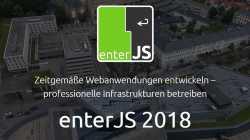 Die JavaScript-Konferenz enterJS freut sich auf Einreichungen