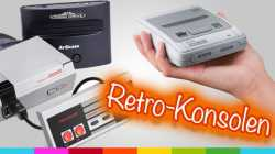Kaufberatung Retro-Gaming: Konsolen & Emus für Nintendo, Sega & Co.