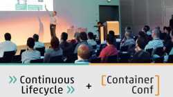 Continuous Lifecycle und ContainerConf im Livestream