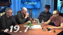 c't uplink 19.7: Technik-Mythen, kabellose Kopfhörer, Profidrohne Yuneec H520