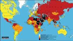 Pressefreiheitsindex 2010