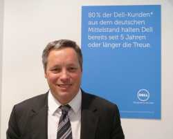 Laurent Binetti, General Manager EMEA Channel Sales, EMEA Global Commercial Channel, Dell