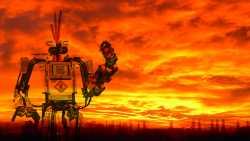Aufstand der Roboter