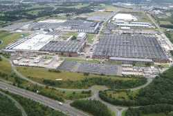 Opel-Werk in Ellesmere Port