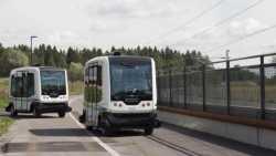 Helsinki testet autonome Minibusse für Pendler
