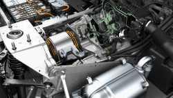 BMW i3 Antrieb mit Range Extender