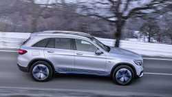 alternative Antriebe, Elektroautos, Mercedes