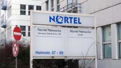 Nortel Germany Firmenschild