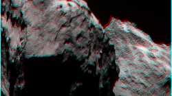 Kometen in 3D