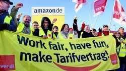 Amazon-Beschäftigte streiken erneut – Proteste in sechs Versandlagern und Instant Video