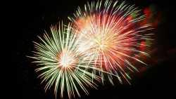 Einen Guten Rutsch und ein frohes neues Jahr!