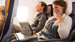 Lufthansa setzt auf digitale Rendite