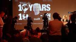 Videoauftritt von Assange