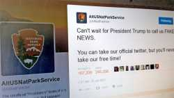 Trumps Behörden-Maulkorb: Alternative Twitter-Accounts organisieren Widerspruch