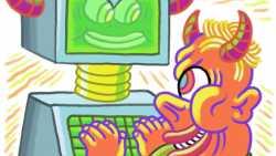 US-Forscher: Schlechte Laune und andere Negativbeiträge wecken den Troll in uns