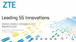 ZTE: namenloses Smartphone mit Gigabit-Mobilfunk
