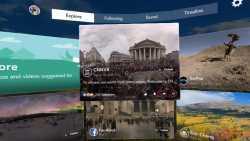 Facebook veröffentlicht GearVR-App für 360-Grad-Fotos und -Videos