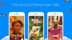 Facebook Messenger Day