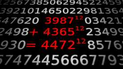 Beinahe-Lösung der Fermat-Gleichung