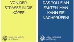 """""""March for Science"""": Weltweite Demonstrationen für die Forschung"""