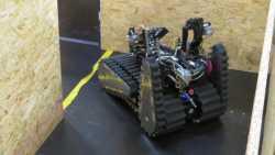 RoboCup German Open: Unaufmerksame Kellner und unbewegliche Arme