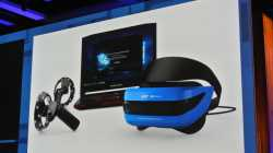 Build 2017: VR-Brillen mit neuen Controllern und Inside-Out-Tracking für Windows 10