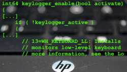 Keylogger auf HP-Notebooks: Hersteller gesteht Fehler ein