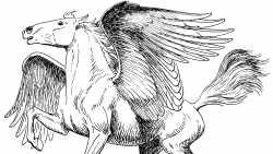Statt EuroHawk: Über den Wolken fliegt Pegasus mit Isis im Bauch