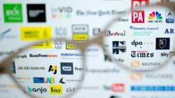 Logos von Medien