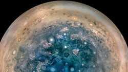 NASA: Jupitersonde Juno findet riesige Stürme und immenses Magnetfeld