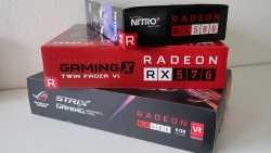 Ethereum-Mining als Geldquelle: Schnelle Radeon-Grafikkarten ausverkauft