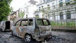 G20-Krawalle: Koalitionspolitiker wollen umfassende europäische Extremistendatei