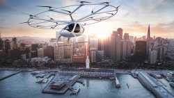 Autonomes Lufttaxi: Daimler unterstützt Volocopter