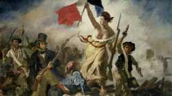 Eugene Delacroix: Die Freiheit führt das Volk