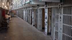 Gefängnis, Gitter, Zellen