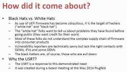UEFI-BIOS bekommt ein Sicherheits-Expertenteam